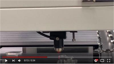 CSH-210P для резки 15 мм акрила (PMMA)